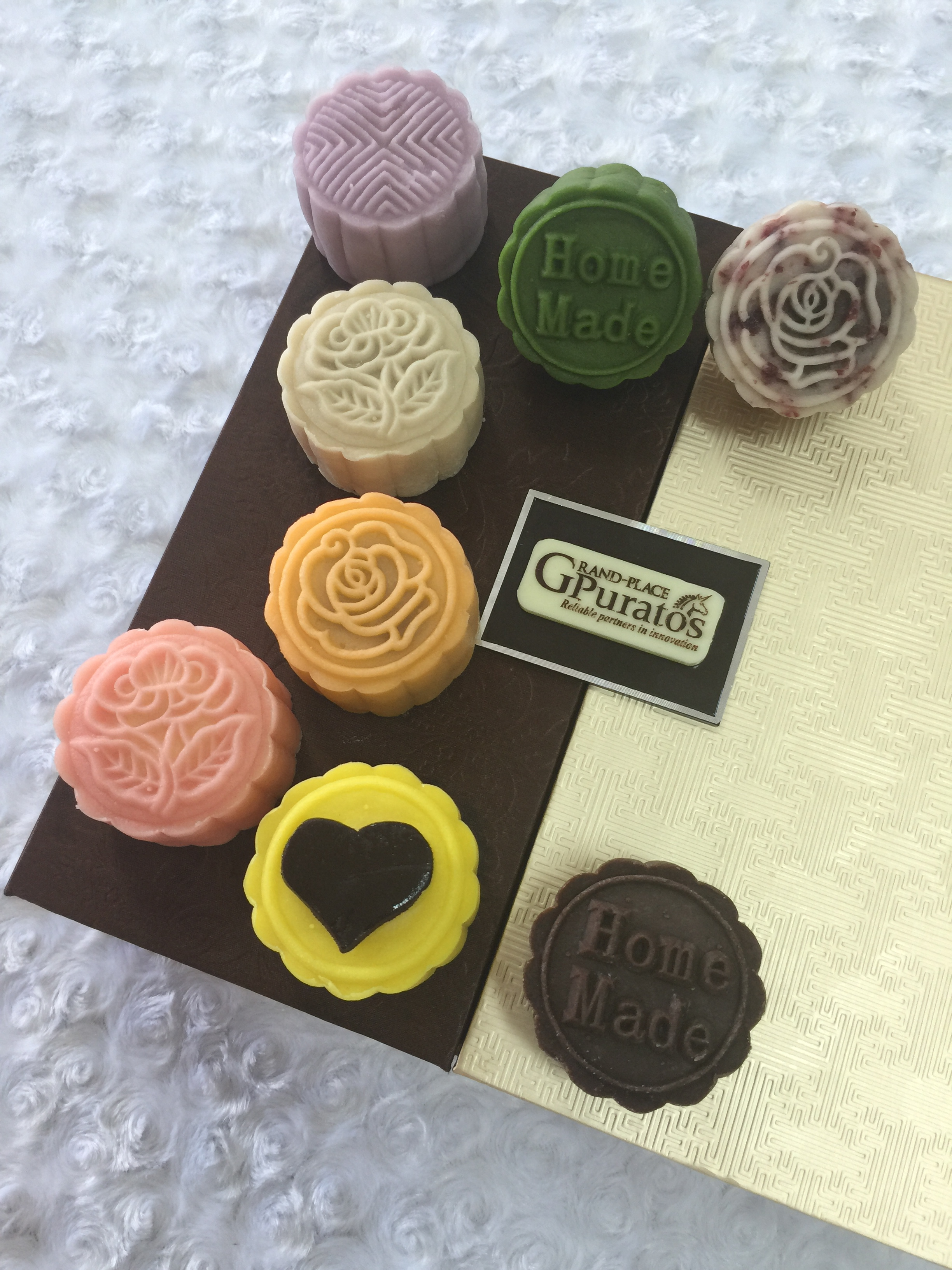 Puratos Grand-Place Indochina - Mooncake Collection 2017