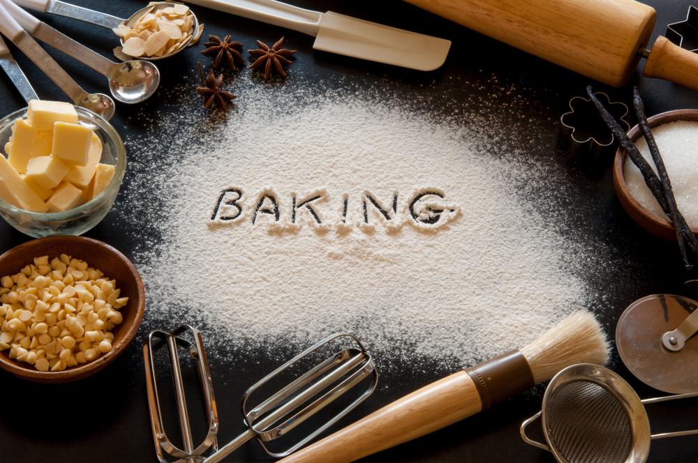 Where to buy baking equidments in HCM city