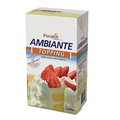 AMBIANTE - The best Topping Cream from Puratos Group