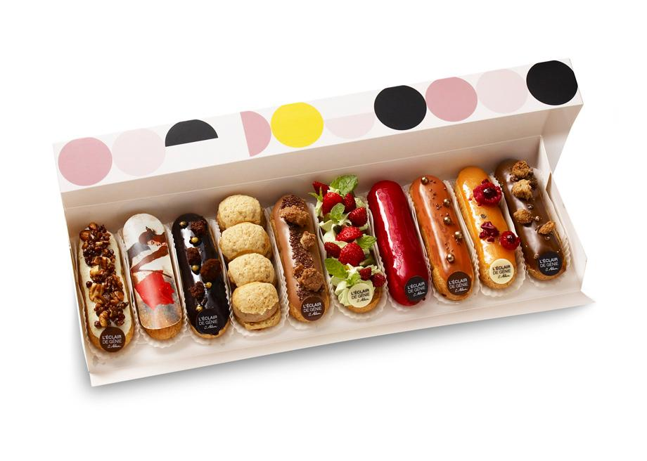 The Classic French Éclair Gets a Makeover