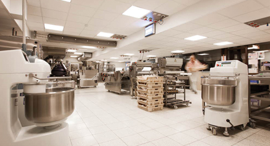 Industrial Bakery and Patisserie Competence Centers